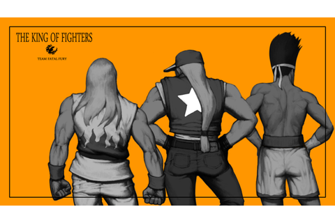 Team Fatal Fury Full HD Wallpaper and Background ...