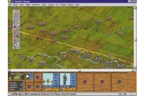 Battleground 2: Gettysburg Download (1996 Strategy Game)