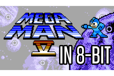 Mega Man V (Game Boy) - Title Theme, Stage Select & Stage ...