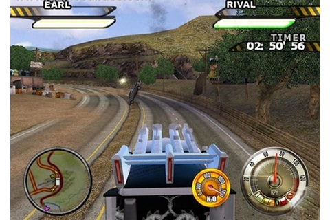 Big Mutha Truckers 2 Game - Free Download Full Version For PC