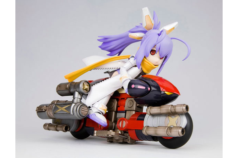 5 Best Anime/Game Motorcycle Figures | Anime Reviews