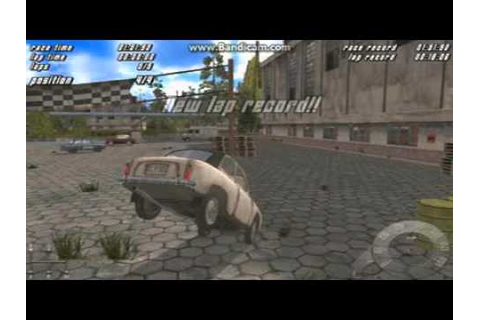 Mad Rally gameplay - YouTube