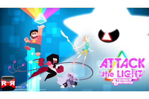 Attack the Light - Steven Universe Light RPG (By Cartoon ...