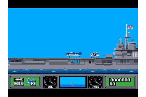 Wings of Fury, Amiga - Overlooked Oldies - YouTube