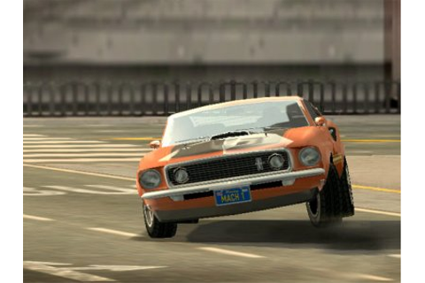 Ford mustang the legend lives game