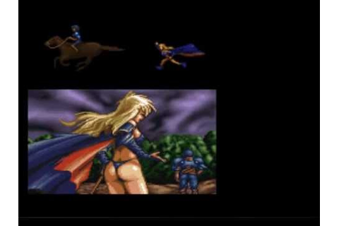 SNES Brandish 2 Ending - YouTube