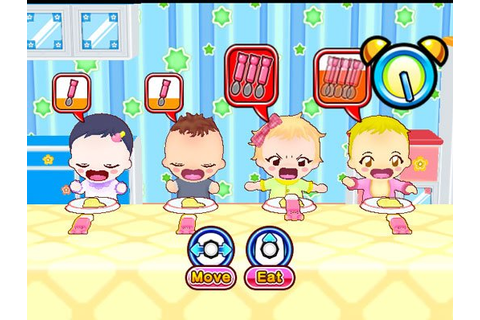 Babysitting Mama (Wii) News, Reviews, Trailer & Screenshots