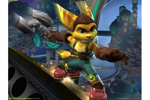 Ratchet And Clank Wallpapers - Wallpaper Cave