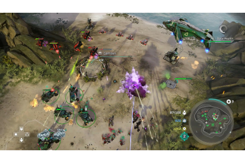 Strategy-lite, filthy casual's delight: Halo Wars 2 review ...
