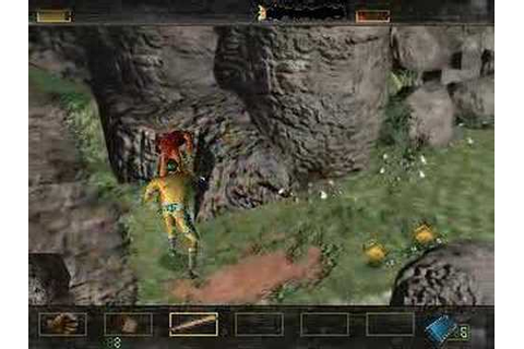 Time Commando Prehistory Part 1 - YouTube