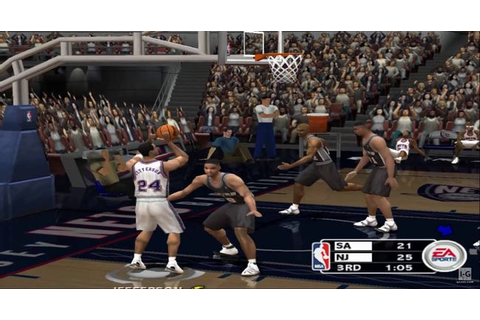 NBA Live 2003 - Free Download PC Game (Full Version)