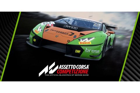 Download Assetto Corsa Competizione - Torrent Game for PC