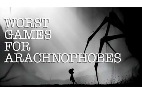 The 5 Worst Games for Arachnophobes - Worst Spiders in ...