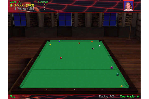 Virtual Pool 3 - Games.cz