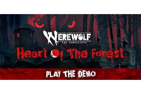 Werewolf The Apocalypse Heart of the Forest Before the ...