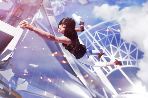 Mirror's Edge Catalyst is the parkour game we always ...