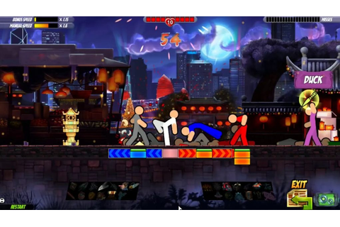 Silver Dollar Games anuncia One Finger Death Punch 2 ...