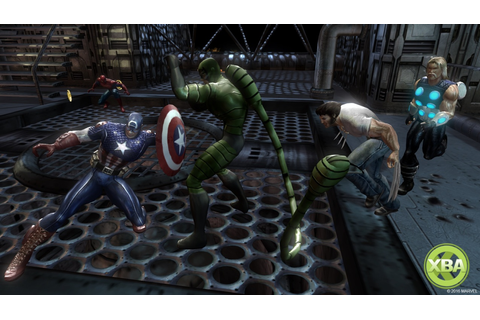Activision to Offer Marvel Ultimate Alliance's Missing DLC ...