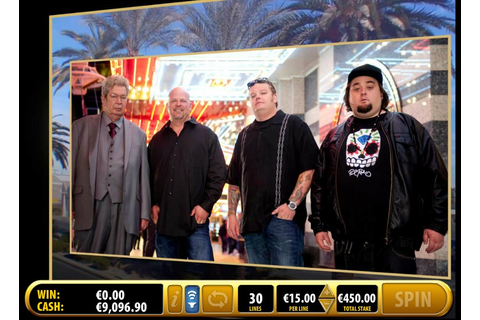 Pawn Stars Online Slot Game