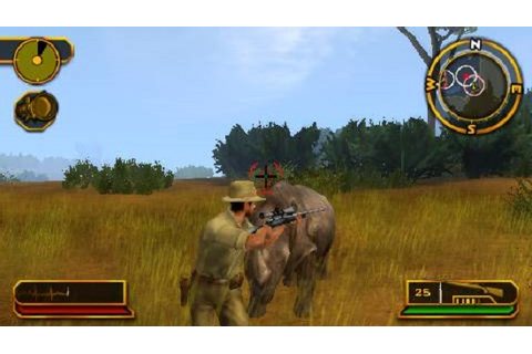 Cabela's African Safari Sony Playstation 2 Game