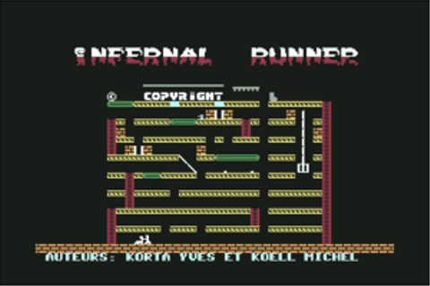 Download Infernal Runner - My Abandonware