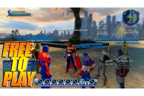 DC Universe Online - PS4 1080P Free To Play Game / 1st ...