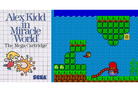 Play Alex Kidd in Miracle World on Master System