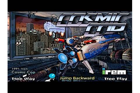 Armed Police Unit Gallop (Arcade/Irem/1991) [720p] - YouTube