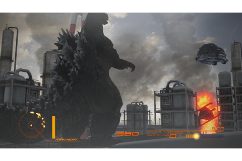 Godzilla PS3 Game Gets a Release Date and New Images