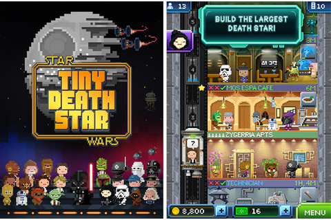 Rebels aren't taking 'Star Wars: Tiny Death Star' offline ...