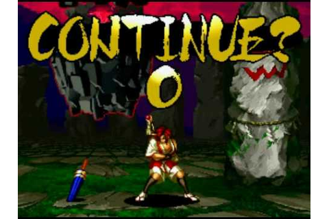 Game Over: Samurai Shodown 3 - Blades of Blood - YouTube