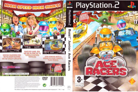 buzz junior ace racers pal ps2 rar full game free pc ...