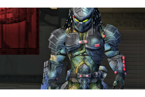 Predator: Concrete Jungle - The Boss of This City - YouTube