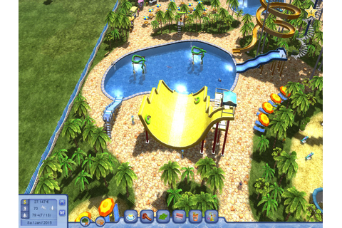 Waterpark Tycoon - Buy and download on GamersGate