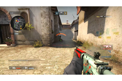 Sick M4A4 Ace (Bullet Rain Gameplay) - YouTube