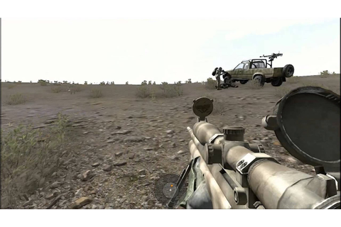 Project Reality ARMA2 v0.15 BETA Squad ||RONE|| Sniper ...