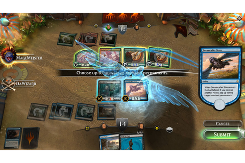Magic: The Gathering -- Arena is Wizards of the Coast's ...