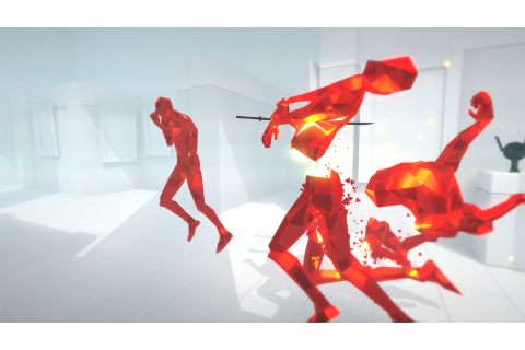 'SUPERHOT VR' Review with Oculus Touch – Become one with ...