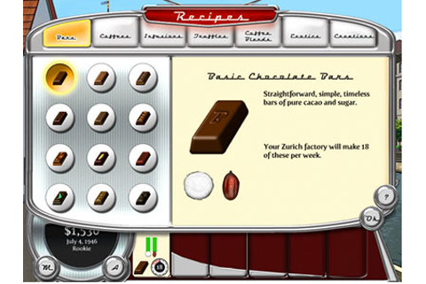 Chocolatier: Decadence by Design game download