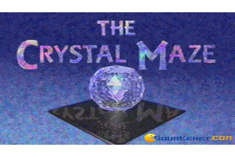 Crystal Maze gameplay (PC Game, 1993) - YouTube