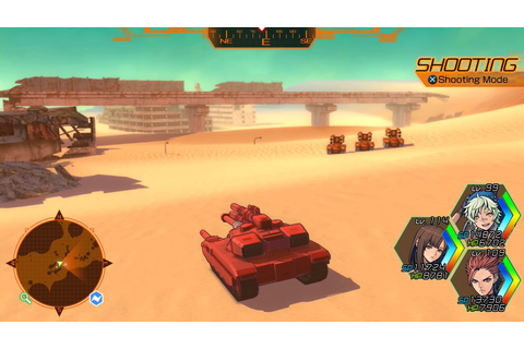 Metal Max Xeno Review | RPG Site