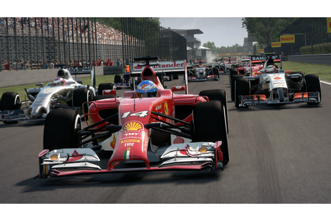 F1 2014 – Lee Mather Q&A | Codemasters Blog