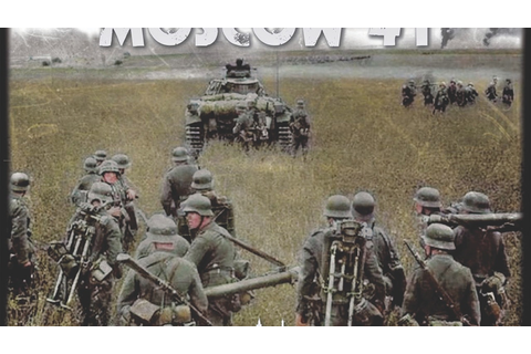 Moscow '41. Wargaming on the Eastern Front by VentoNuovo ...