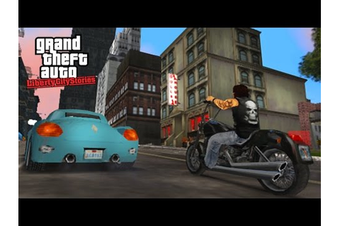 Grand Theft Auto: Liberty City Stories iOS / Android HD ...