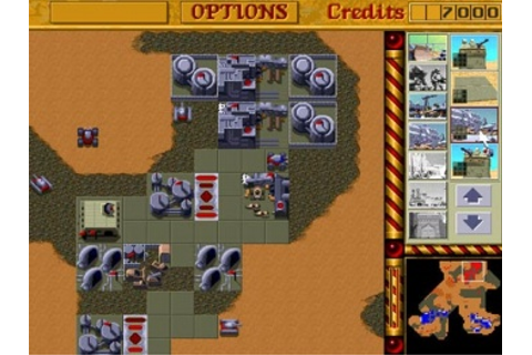 Dune 2 RTS Now Available for Internet Browsers | The Escapist