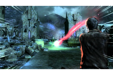 Harry Potter and The Deathly Hallows Part 2 Game ...