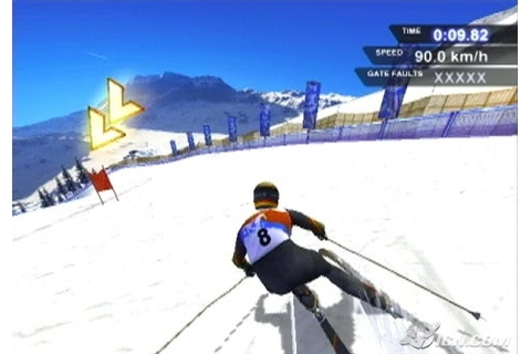 Winter Sports 2008: The Ultimate Challenge Review - IGN