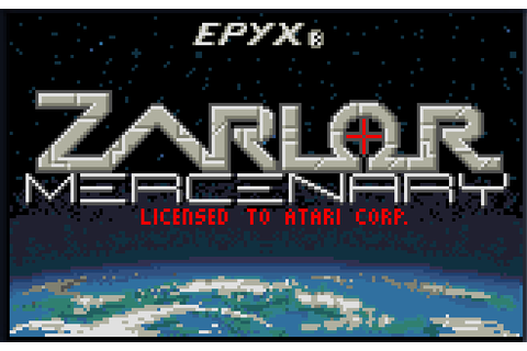 Zarlor Mercenary (USA, Europe) ROM