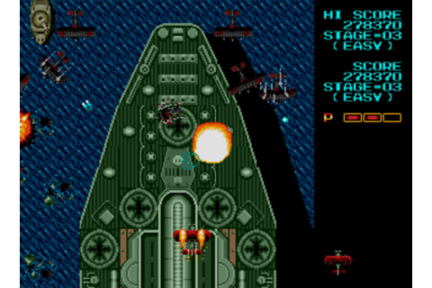 The Sega Genesis / MegaDrive Shmup Library - RetroGaming ...
