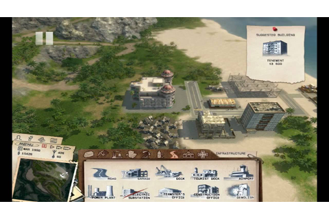 Tropico 3 - Gameplay (PC) [HD] - YouTube